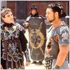Gladiator (El gladiador) : Foto Joaquin Phoenix, Russell Crowe