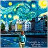 Midnight in Paris : cartel