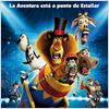 Madagascar 3: De marcha por Europa : cartel