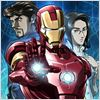 Iron Man (2010) : cartel