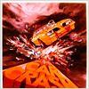 Carrera salvaje (Car Crash) : Cartel
