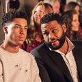 Foto Anthony Anderson, Marcus Scribner