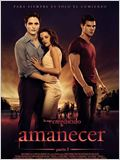 La saga Crep&#250;sculo: Amanecer - Parte 1