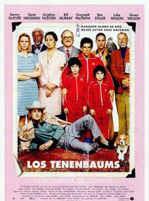 Los Tenenbaums, una familia de genios