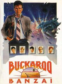 Las aventuras de Buckaroo Banzai a través de la octava dimensión
