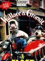 Wallace y Gromit: Un esquilado apurado