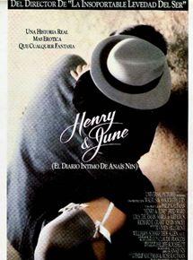 Henry & June (El diario íntimo de Anaïs Nin)