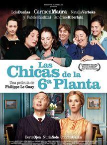Las chicas de la 6ª planta - Película 2011 - SensaCine.com
