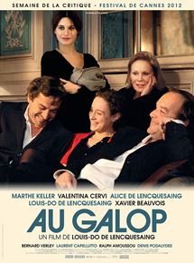 A galope