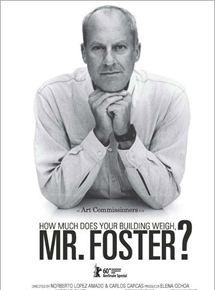 ¿Cuánto pesa su edificio, Sr. Foster?
