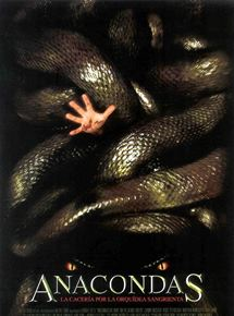 Anacondas: La cacería por la orquídea sangrienta