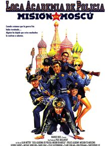 Loca Academia de Policía 7: Misión Moscú