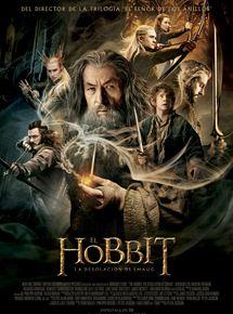 El Hobbit La desolación de Smaug [2013] [1080p BRrip] [Latino-Inglés] [GoogleDrive]