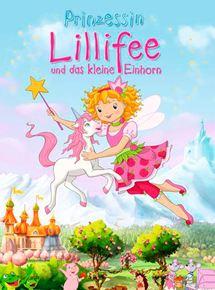 Lily la princesa hada y el pequeño unicornio
