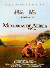 Resultado de imagen de memorias de africa