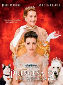 Princesa por sorpresa 2