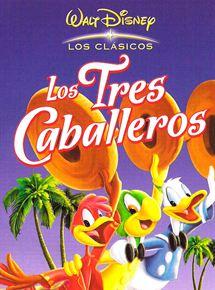 Imagen Los tres caballeros (1944)
