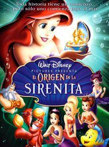 El origen de la Sirenita