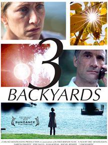 3 Backyards