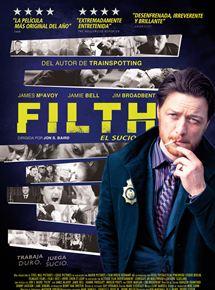 Filth, el sucio