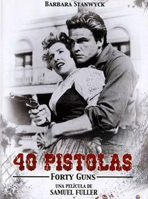 40 pistolas