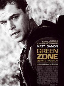 Green Zone. Distrito protegido