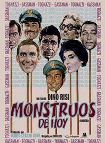 Monstruos de hoy