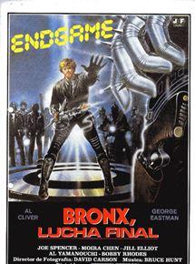 Bronx, lucha final