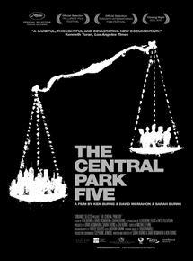 Los cinco de Central Park