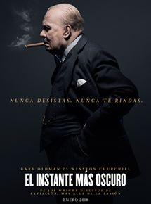 El instante más Oscuro (2017)[DVDRip] [Latino] [1 Link] [MEGA]
