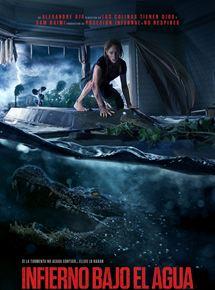 Infierno bajo el agua - Cartel