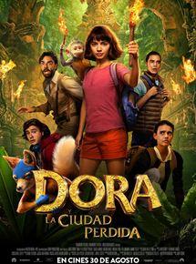 Dora Y La Ciudad Perdida Pelicula 2019 Sensacine Com