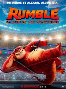 Rumble: La liga de los monstruos