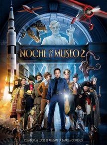 Una Noche En El Museo [2006] [1080p BRrip] [Latino-Inglés] [GoogleDrive]