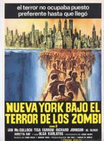 Nueva York bajo el terror de los zombis