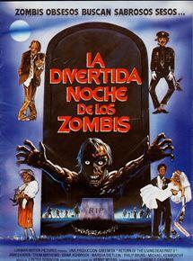 La divertida noche de los zombis