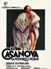 El Casanova de Fellini