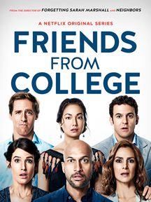 Amigos de la universidad