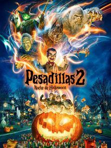 Pesadillas 2: Noche de Halloween Tráiler