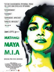 Matangi / Maya / M.I.A. Tráiler VO