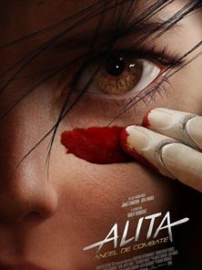 Alita: Ángel de combate Tráiler