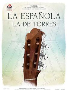 La española, la de Torres Tráiler