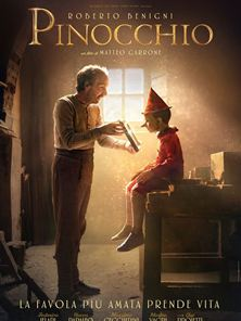 Pinocchio Teaser VO