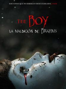 The Boy. La maldición de Brahms Tráiler