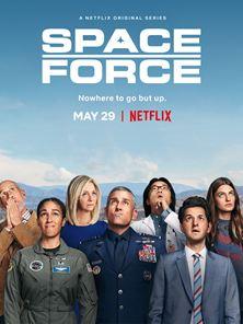 Space Force Tráiler VOSE