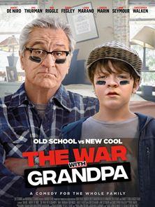 En guerra con mi abuelo Tráiler