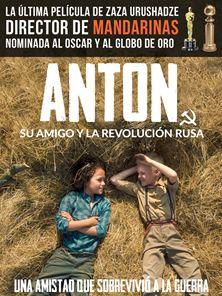 Anton, su amigo y la Revolución Rusa Tráiler VOSE