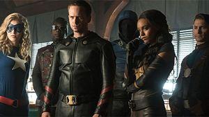'Legends of Tomorrow': La Sociedad de la Justicia protagonizan las nuevas imágenes de la segunda temporada