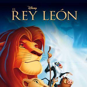 poster pelicula rey leon