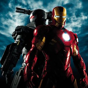 iron man 2 fotos y carteles. Black Bedroom Furniture Sets. Home Design Ideas